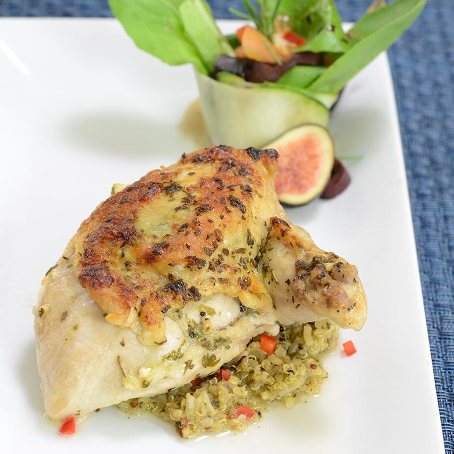 Jidori Herb Chicken Breast Recipe