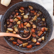 Hearty Venison Stew Recipe