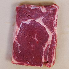 Bison Rib Eye, Whole, Cut to Order