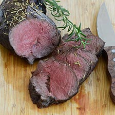 Cervena Elk Strip Loin, Full