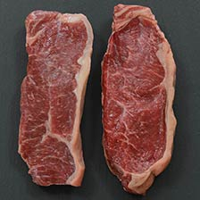 Grass Fed Beef Strip Loin, Cut To Order