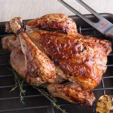Poussin Poulet Rouge, Whole