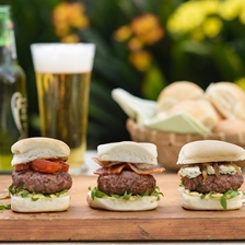 Wagyu Sliders Recipe | Steaks and Game