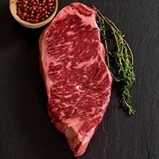 Wagyu Strip Loin, MS7, Whole, Cut To Order