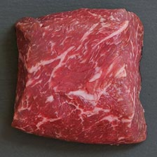 Wagyu Top Sirloin Center Cut Steaks, MS6