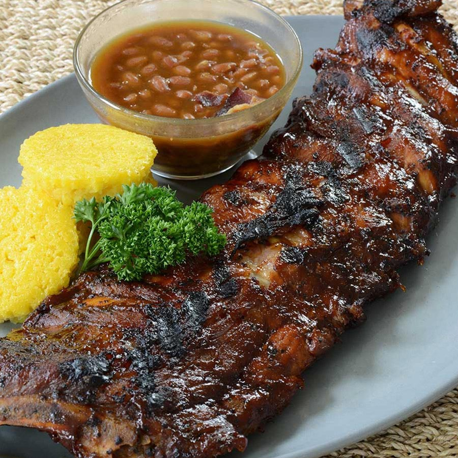 Smoked Bison Back Ribs Recipes — Dishmaps