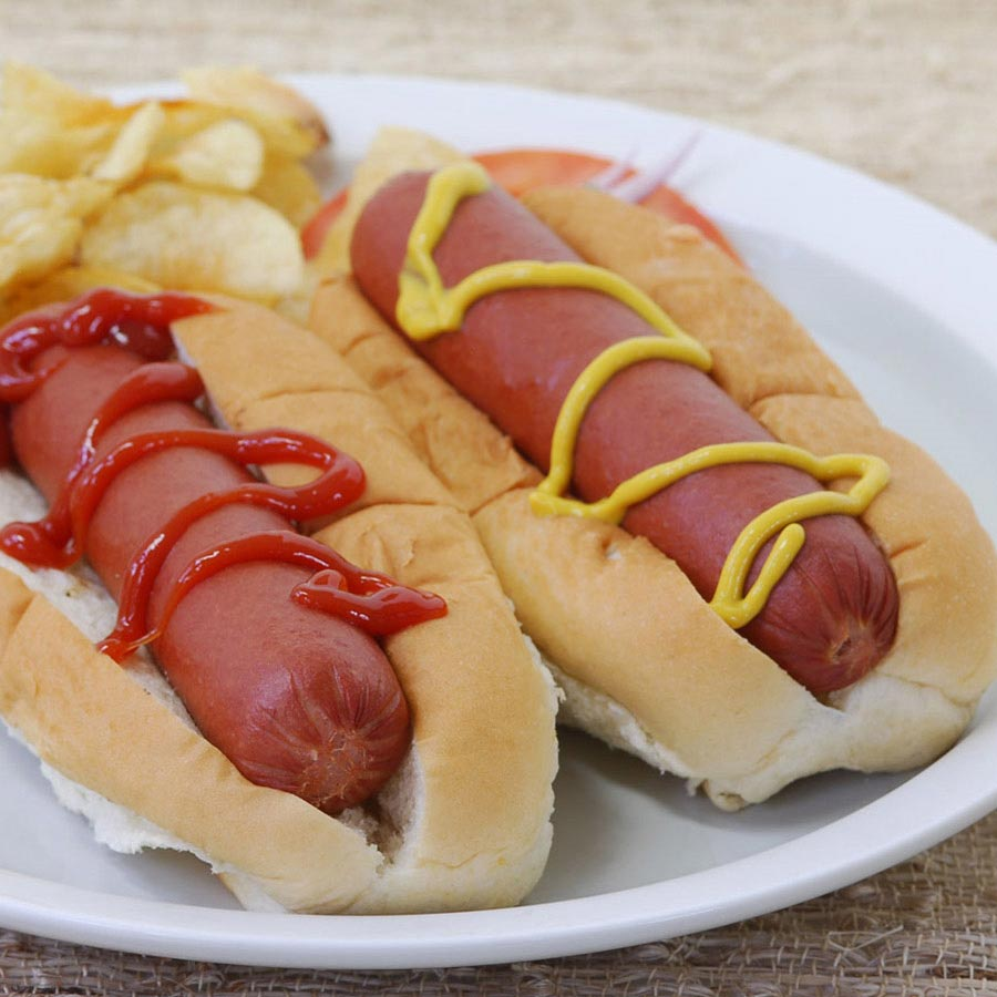 Skinless Hot Dogs Calories