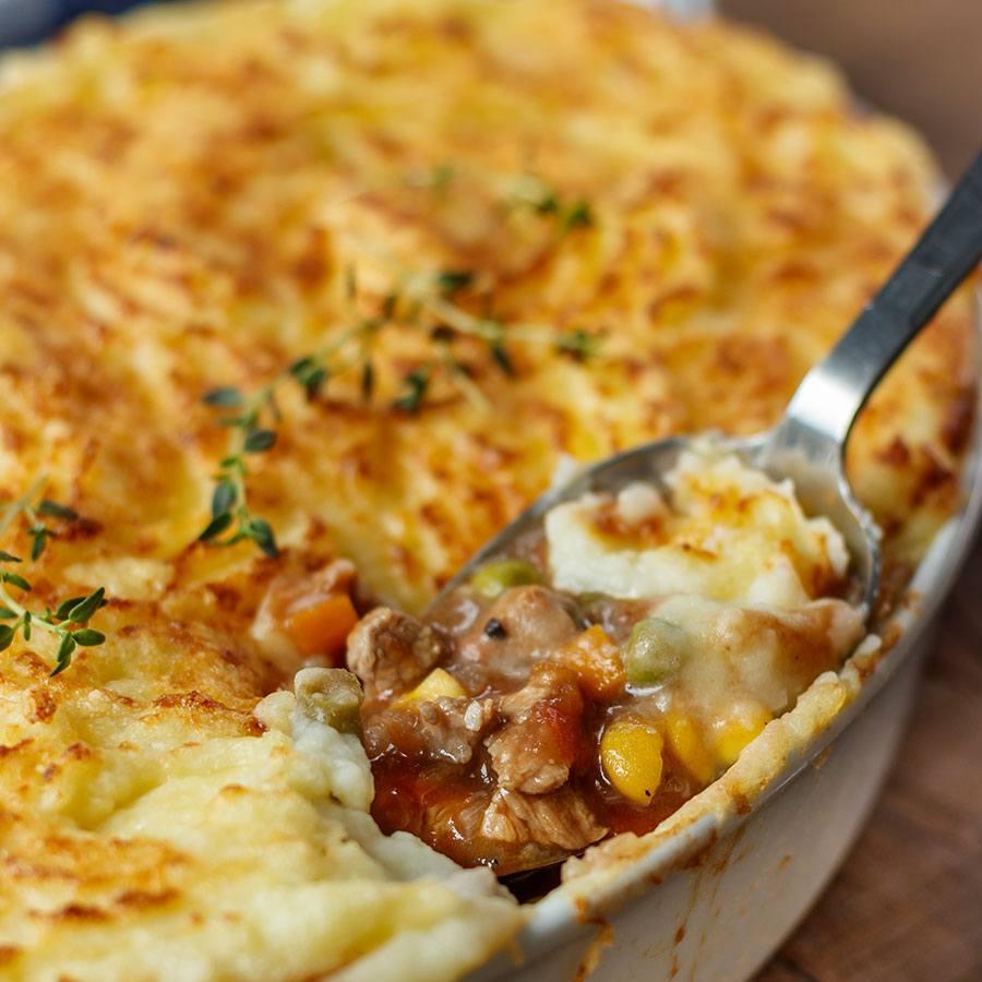 Lamb and Guiness Shepherd's Pie Recipe | Steak and Game