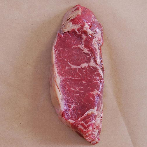 how to cook beef loin strip steak
