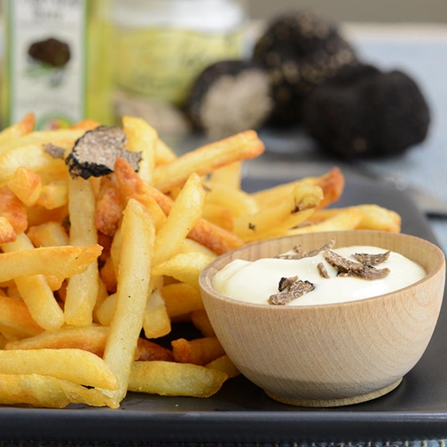 Serve-With-Anything Truffle Fries Recipe | Steaks and Game