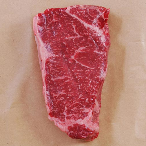 Wagyu Strip Loin, MS4, Whole, Cut To Order