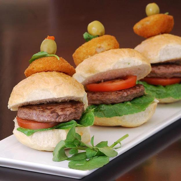 wagyu beef sliders